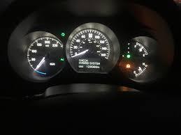 2006 Lexus Gs300 Check System Light