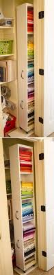 create more space to your closet with this ikea billy rolling closet organizer
