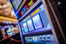Spinning Slot Machine Drums photo by duallogic on Envato Elements