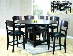 round table with lazy susan built in round table with lazy built in dining table with