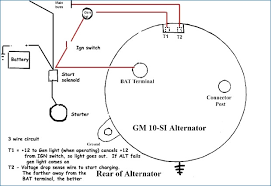 2wire gm alternator diagram wiring diagrams best gm alternator wiring diagram wiring diagram online ford alternator wiring diagram 2wire gm alternator diagram