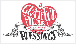 A Grateful Hearts Sees Many Blessings Ecard Free Autumn Cards Online