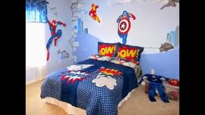 Superheroes Bedroom Superhero Bedroom Ideas Youtube