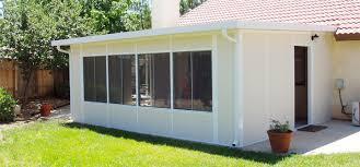 aluminum patio enclosures. Patio Enclosures Aluminum L