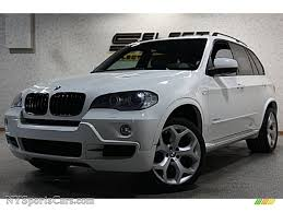 Coupe Series bmw 2009 for sale : 2009 BMW X5 xDrive48i in Alpine White - 170039 | NYSportsCars.com ...
