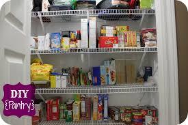 Kitchen Closet Pantry From Storage Closet To Kitchen Pantry Diy