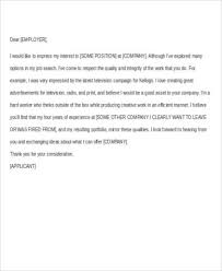 Job Letter Of Interest Sample Letter Of Interest For Job 6 Examples In Word Pdf
