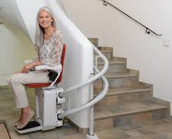 standing stair lift. Alpha Stairlift Standing Stair Lift 0