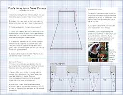 Apron Dress Pattern Extraordinary Norse Apron Dress Smokkr Instructions And Pattern Easy Fun And