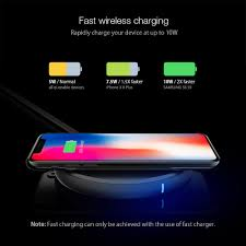 Blitzwolf At Bw Fwc4 5w 75w 10w Fast Wireless Charger Charging Pad