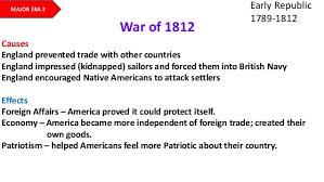 essay war  dbq essay war 1812
