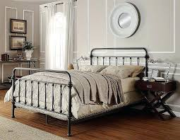 black iron bed frames fresh oxford creek king metal in vintage bronzed full frame super be black iron bed i75