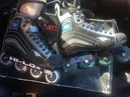 Advertisement Ebay Mission Hi Lo A50 Inline Skates Size 10