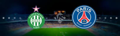Saint Etienne - Paris Saint-Germain