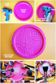 cleaning brushes for makeup