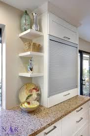 Kitchen Tambour Door Kit Classic White Shaker Kitchen Aluminum Tambour Door Discreetly