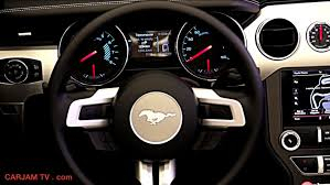 ford mustang 2014 interior. Wonderful 2014 Ford Mustang 2014 Options Interior Colors HD Commercial Price From 22200  Carjam TV Car Show  YouTube To T