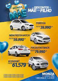 Ford Monza A Monza É Uma MÃe On Behance Car Advertising Design Graphic Design Ads Social Media Design Inspiration
