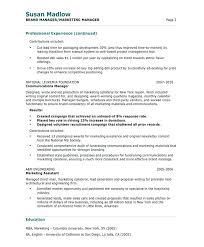 communications resume samples marketing communications resume samples marketing manager resume
