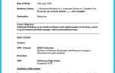 Awesome One Of Recommended Banking Resume Examples To Learn Bank Cv