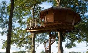 Unusual Places To StayFamily Treehouse Holidays Uk