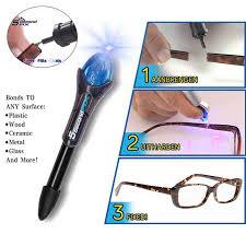 Online Shop <b>UANME</b> Newest 1PC 5 Second Fix UV Light Pen Glass ...