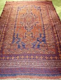 picture of tribal kilim rug geometric design