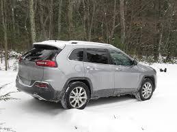 Image: 2014 Jeep Cherokee Limited 4x4, Catskill Mountains, NY, Jan ...