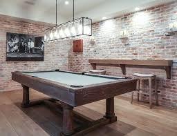 billiard room lighting. Diy Pool Table Lights Rustic Plans Lighting Ideas Room For On The Billiard B