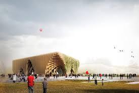 France Pavilion X Tu Architects