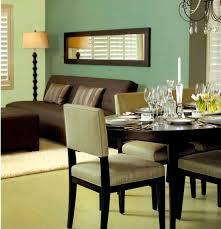 dining room paint color ideasInterior Elegant Cream Dining Chair In Spring Green Interior