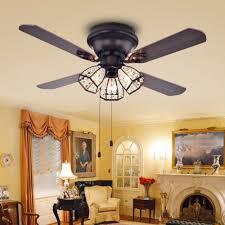 full size of accessories magnificent fan with light 4 wood blades metal fixture material crystal