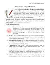 Personal Statement Essay Examples For College Writing Personal Essay