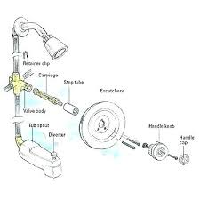 how replace shower diverter valve to fix a change removing replacing bath