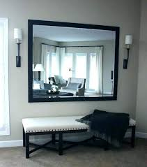entryway wall mirror mirrors entry small design pictures remodel best mounted with drawers and hooks entryway wall mirror