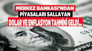 Merkez Bankası'ndan Son Dakika Dolar ve Faiz Açıklaması: TCMB Duyurdu,  Dolar O Tarihte 10 TL