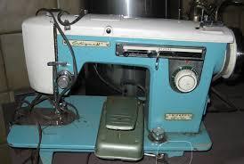 Wizard Sewing Machine Model 24