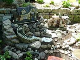 outdoor fairy garden. fairy garden homes bedroom miniature i love the levels brilliant modest ideas for small outdoor