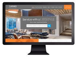 apartment website design. Our Approach Apartment Website Design B
