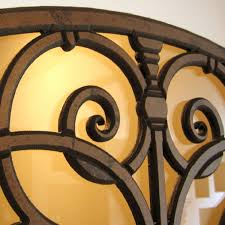 faux wrought iron window inserts faux iron grilles decorative and custom options grill faux iron window