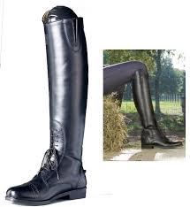 Devon Aire Camden Zip Tall Boots 8r