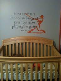 baseball nursery bedding