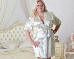 plus size silk robe plus size silk robe etsy