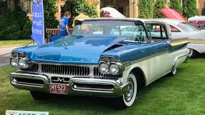 Cold Comfort: 1957 Mercury Turnpike Cruiser Factory Air Conditioning
