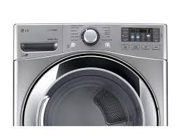Appliances Dryers Lg Appliances 74 Cu Ft Energy Starar Front Load Electric Dryer