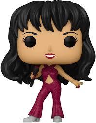Funko 54475 POP Rocks: Selena (Burgundy Outfit): Amazon.co.uk ...