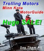 boat equipment clearance boating accessories closeouts trolling motor