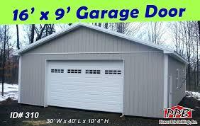 16 ft garage door panels ft garage door check out this wide garage door openings 1 16 ft garage door panels