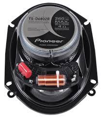 pioneer 6x8 speakers. zoom pioneer 6x8 speakers o