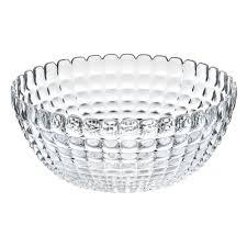 <b>Салатница</b> Guzzini <b>Tiffany XL</b> прозрачная — купить в интернет ...